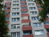 Opravené balkony a fasáda
