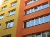 Nová okna v rámci revitalizace panelového domu