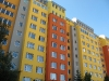 Praha 9, ulice Cíglerova - střešní nástavba