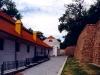 Stylové obklady k historické budově