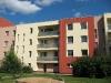 Revitalizace fasády na bytovém domě