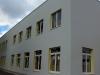 SOŠ Stavební a Zahradnická - šedá budova