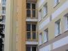 Nové balkony v ulici Svojšovická