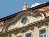 Nová fasáda na historickém domě