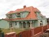 Zateplená fasáda na vile v Průhonicích u Prahy