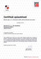 Belstav_Certifikat_zpusobilosti_Baumit