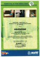 Belstav_Certifikat__MAPEI_zateplovaci_system