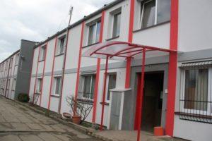 Pozemní stavba - ubytovna