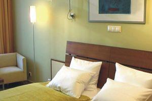 Hotel ABSOLUT - vnitřní omítky
