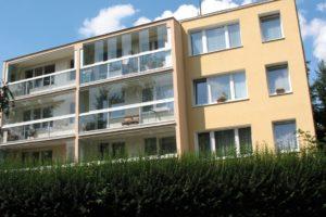 Zateplení balkonů