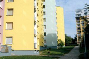 Praha 9, ulice Bouřilova, č. 1102-4