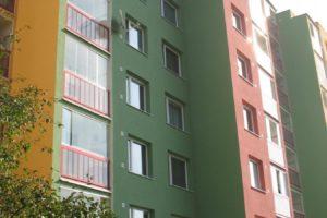 Praha 9, ulice Bouřilova, č. 1106-9
