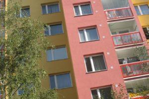 Revitalizace a oprava balkonů