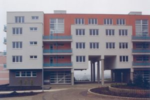 Stavba domu Praha 9