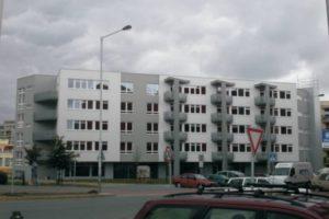 Bytový dům Praha 9