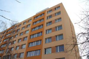 Praha 4, nová okna