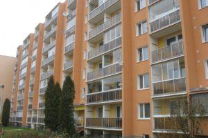 Praha 9, ulice Chlebovická, č. 496-9
