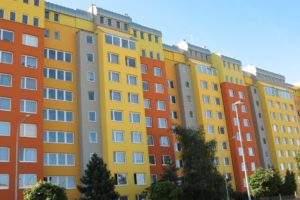 Nové bytové jednotky