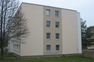 Oprava ploché střechy, ulice Cvikovská