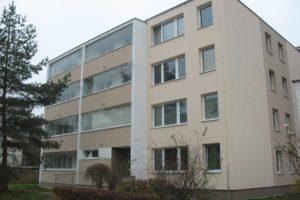 Zrekonstruovaný bytový dům