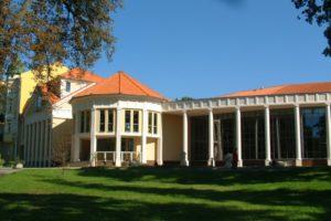 Lázeňská budova