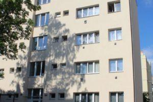 Praha 6, revitalizace bytového domu