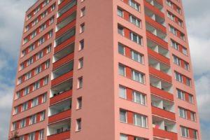 Revitalizace fasády