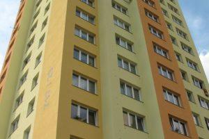 Modernizace panelového domu