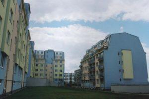 Praha 4, obytný soubor Kulatý Chodovec