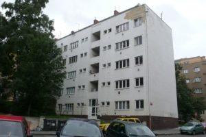 Zateplování a revitalizace bytového domu