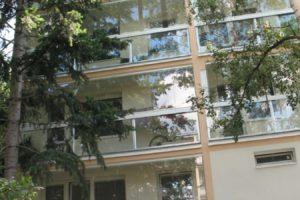 Oprava balkónů