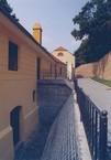 Revitalizace fasády historické budovy Lowitův mlýn