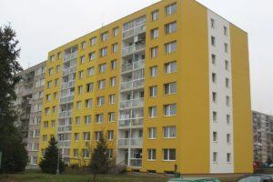 Praha 4, ulice Machuldova, č. 569-70