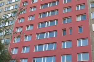 Zateplení a revitalizace fasády