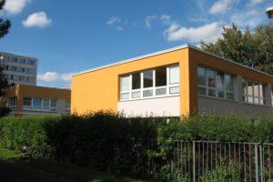 Zateplená budova MŠ