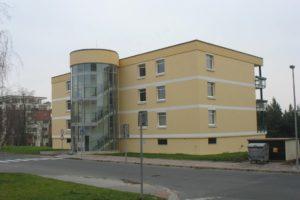 Praha 8, obytný soubor Nad Mazankou