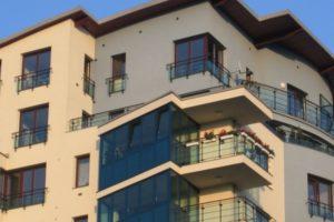 Praha 5, bytový dům Nové Butovice