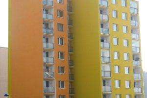 Revitalizace panelového domu