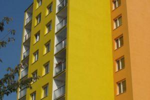 Zrekonstruované balkony