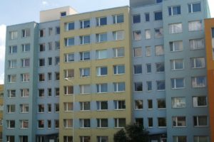 Praha 8 - Křivenická ulice, č. 416-7