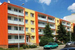 Praha 8, Křivenická ulice, č. 445-7