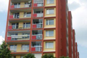 Praha 8, ulice Famfulíkova, č. 1131-9