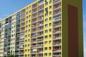 Rekonstrukce a zateplení fasády