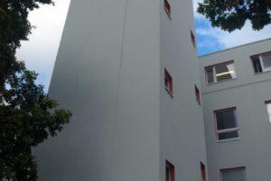 SOŠ Stavební a Zahradnická - vysoká budova