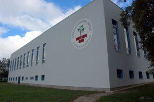 SOŠ Stavební a Zahradnická - hlavní budova