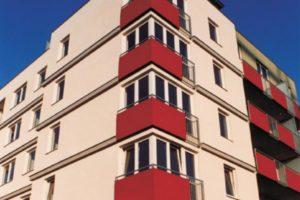 Praha 10, obytný soubor Palouk