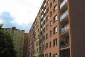 Rekonstrukce balkonů a lodžií