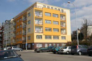 Praha 4, ulice Podolská