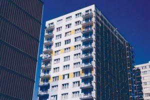 Revitalizace budovy a zateplování fasády
