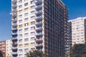 Rekonstrukce domů Přesličková